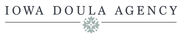 Iowa Doula Agency Logo